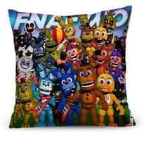 Подушка со всеми героями ФНАФ купить