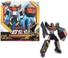 Подвижная игрушка Капитан Раптор (Geo Mecha Captain Raptor Transformer) купить