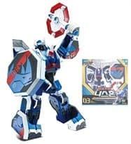 Подвижная игрушка Защитник Носорог (Geo Mecha Guardian Nashorn Transformer) купить
