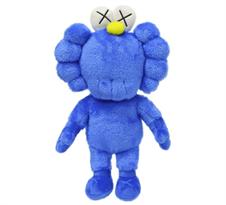 Плюшевая кукла Kaws (Улица Сезам Синяя) купить