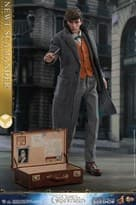 Фигурка Ньют Саламандер (Hot Toys Newt Scamander) 30 см купить