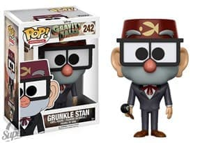 Gravity Falls Фигурка Стэнли Пайнс