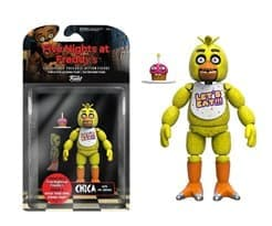 5 Ночей Фреди Articulated Chica Action Figure