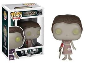 Фигурка Маленькая сестра (Little Sister) из игры BioShock