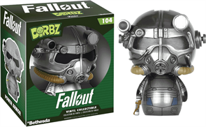 Фигурка Пауэр Армор Дорбз (Power Armor Dorbz)  из игры Fallout