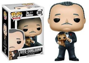 Фигурка Вито Корлеоне (Vito Corleone) из фильма Крестный отец