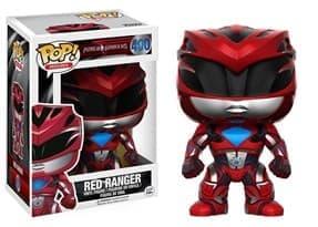 Фигурка Красный Рейнджер (Red Ranger) из фильма Power Rangers