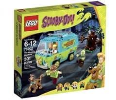 Таинственная машина (Lego Scooby Doo 301 дет)