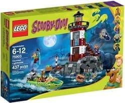 Маяк с привидениями (Лего Скуби Ду 437 дет)