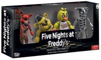 Наборы 5 ночей с Фредди (ФНАФ)