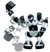 Игрушки роботы интерактивные