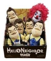 Привет сосед плюшевые игрушки