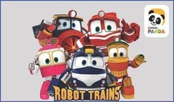 Роботы поезда (Robot trains)