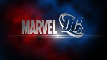 Рюкзаки Марвел и ДиСи (Marvel and DC)