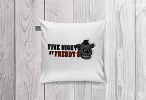 Подушка 5 ночей с Фредди (Фнаф)