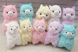 Куклы Альпака (Alpaca)