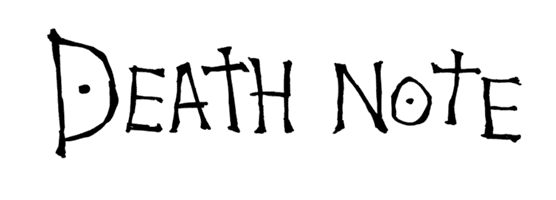 Тетрадь Смерти (Death Note)
