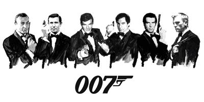 Агент 007 Джеймс Бонд