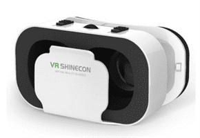 Очки виртуальной реальности playstation