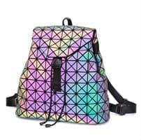 Геометрический рюкзак