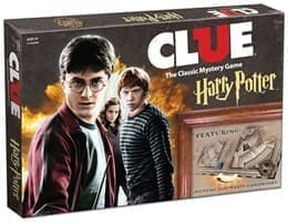 Настольные Игры по Гарри Поттеру