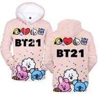 Одежда BT21 (БТ21)