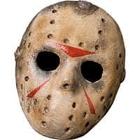 Маски Джейсон из Пятницы 13-е (Friday The 13th)