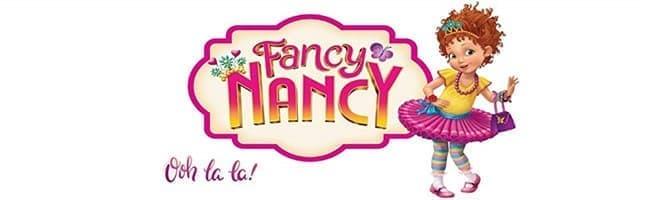 Изысканная Нэнси Клэнси (Fancy Nancy)