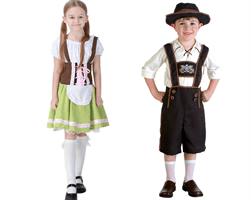 Баварский костюм для Октоберфеста