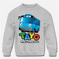 Свитшот Тайо маленький автобус (Little Bus TAYO)