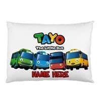 Подушка с Тайо (Little Bus TAYO)