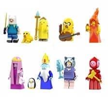 Лего фигурки Время Приключений (Adventure Time)