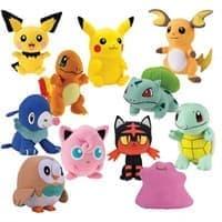 Мягкие игрушки Покемон (Pokemon)