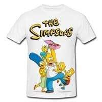 Футболка Симпсоны (The Simpsons)