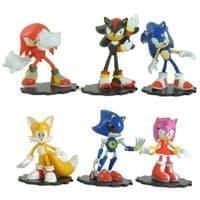 Фигурки Соник (Sonic)