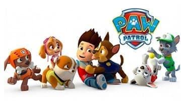 Персонажи Щенячьего патруля (Paw Patrol)