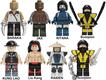 Фигурки совместимые с Lego Мортал Комбат (Mortal Kombat)