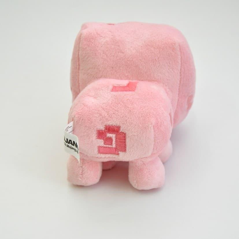 Интернет магазин майнкрафт плюшевые игрушки
