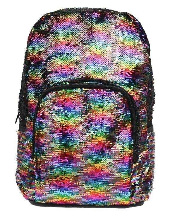 e47872c92817 Рюкзак с пайетками (большой радужный) - купить недорого в интернет ...