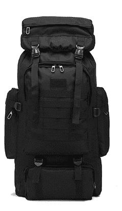 b68851fef9b9 Большой тактический рюкзак (Цвет черный) - купить недорого в ...