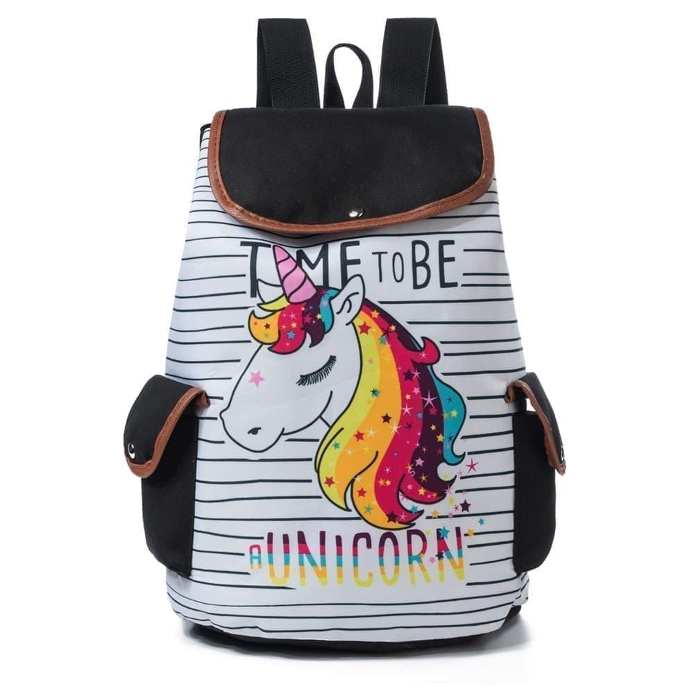 f1093c016341 Модный рюкзак с единорогом (Unicorn) - купить недорого в интернет ...