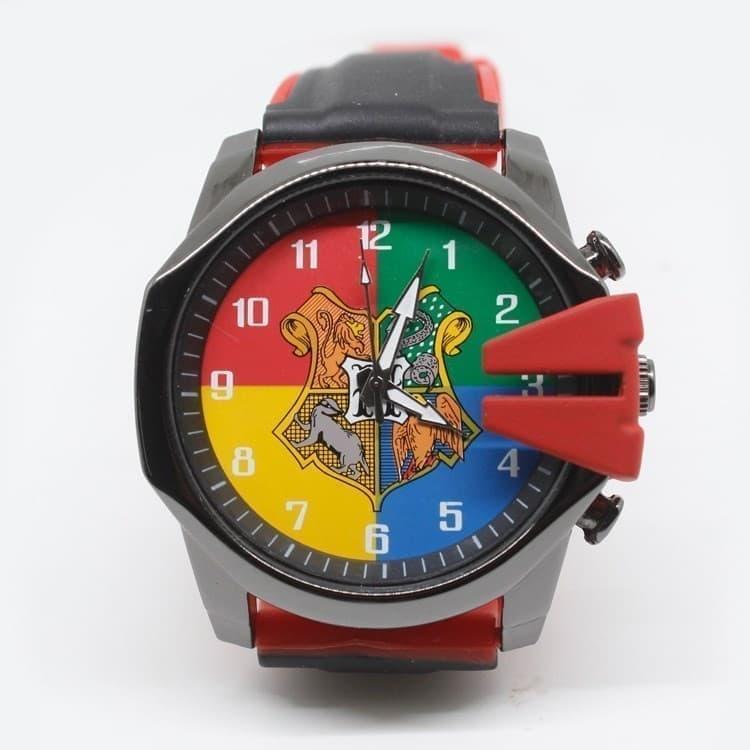 Часы Гарри Поттер - Хогвартс волшебная школа - купить ...