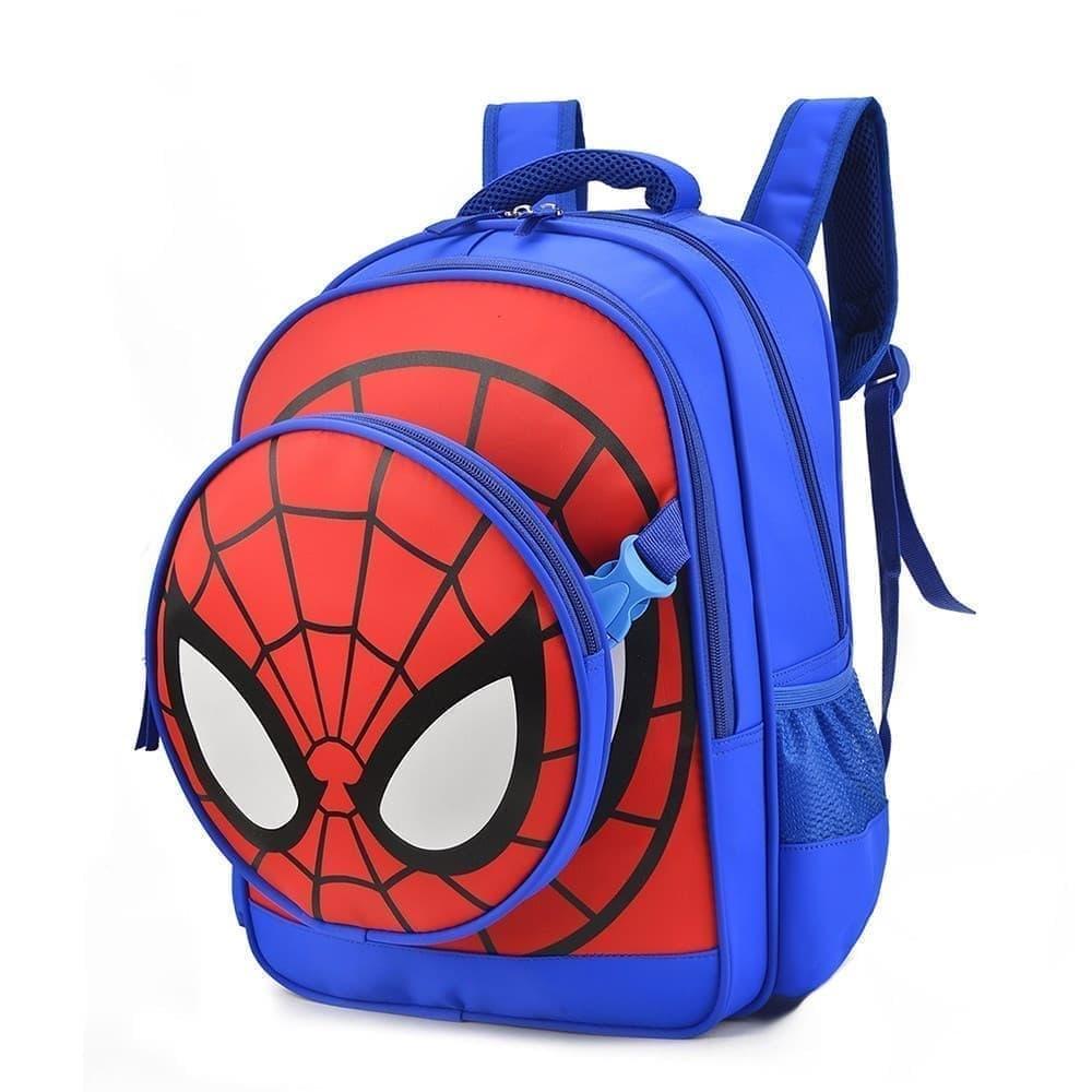 de8217e08c63 Рюкзак Человек-паук 2в1 (Цвет Синий) - купить недорого в интернет ...