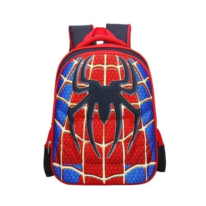 cd83e4d7b403 Рюкзак 3D Человек-паук (Spider man) - купить недорого в интернет ...