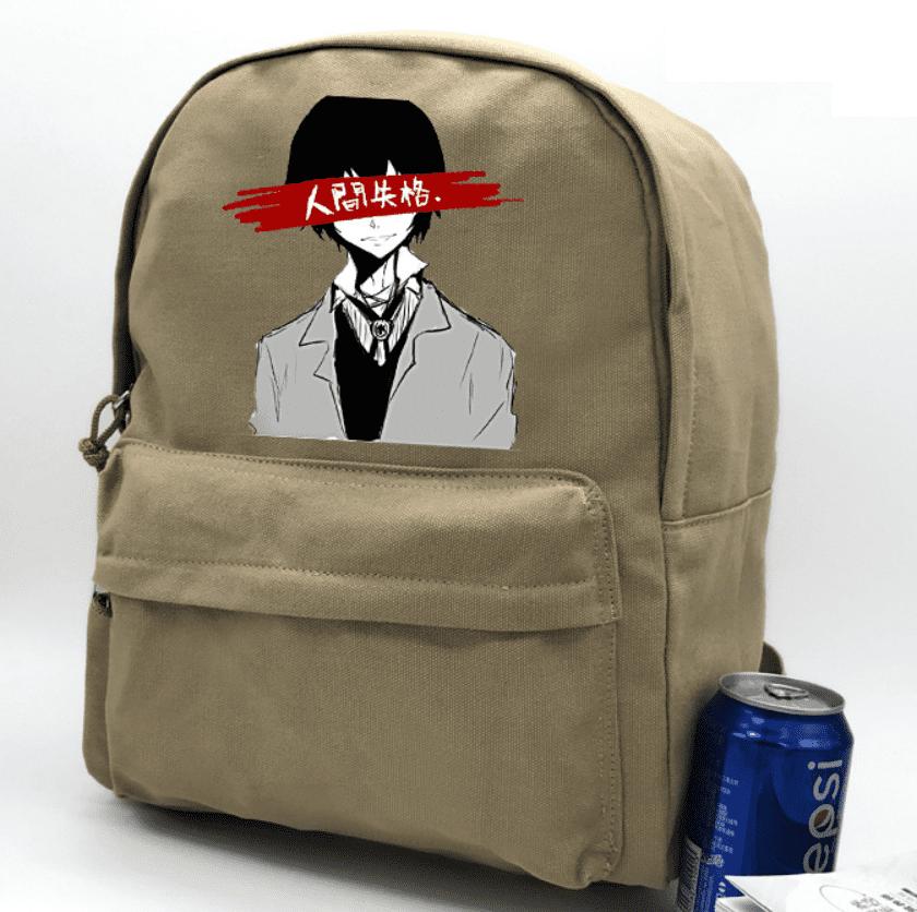 Школьный рюкзак Дазай Осаму из аниме Великий из Бродячих ...