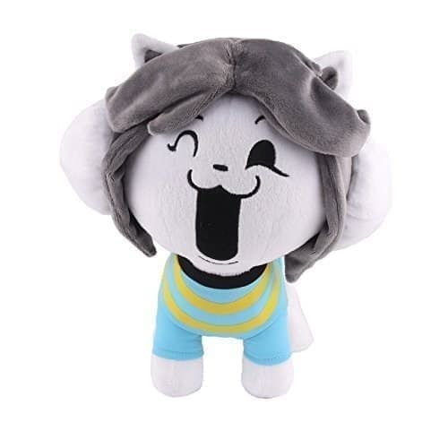 Мягкая игрушка Темми (Temmie plush) купить