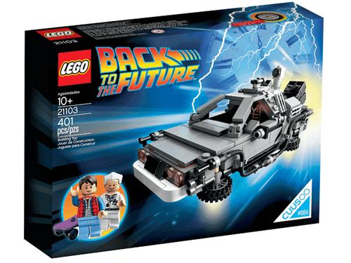 Лего - Назад в будущее 401 деталь - фото 10183