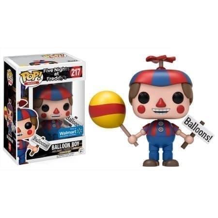 Мальчик с шариками Funko pop (Ballon Boy Fnaf) - фото 10285