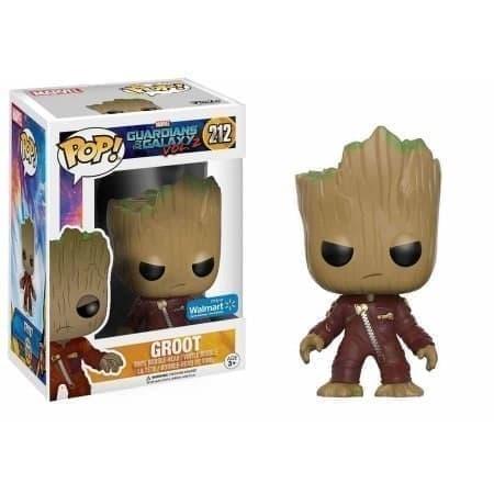 Фигурка Злой Грут Мститель Стражи Галактики (Groot Guardians of Galaxy Pop) № 212 купить