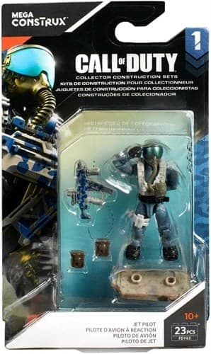 Call of Duty Action Figure - Jet Pilot - фото 10379